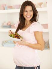 Что надо кушать беременным в первом триместре