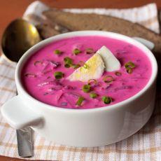 литовский холодный борщ рецепт диета
