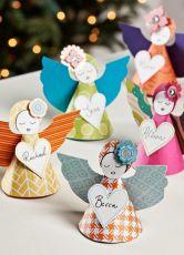 поделки на рождество для детей