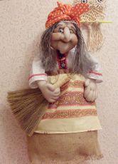Куклы из колготок мастер класс