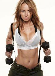 как быстро накачать мышцы в домашних условиях
