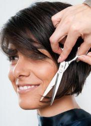 стрижка на короткие волосы придающая объем