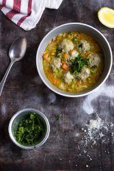 Как приготовить суп с фрикадельками и рисом в мультиварке