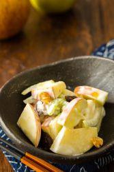 Фруктовый салат с йогуртом простой рецепт