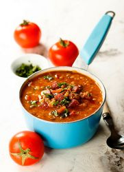 суп с говядиной и чечевицей рецепт