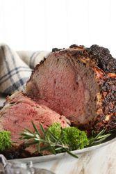 Как вкусно запечь говядину в духовке