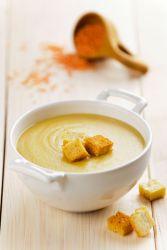 Постный гороховый суп – рецепт