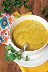 Вкусный постный гороховый суп – рецепт