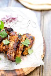 Как приготовить шашлык из филе курицы в духовке
