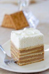 Торт на скорую руку без выпечки