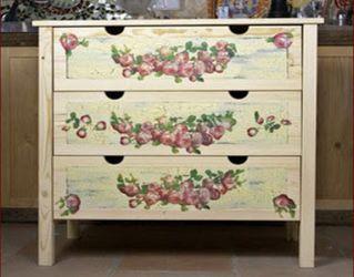 декорирование мебели своими руками3.3