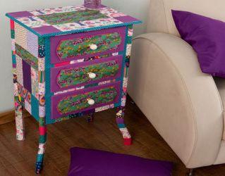 декорирование мебели своими руками5.6