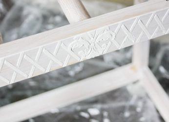 Декорирование старой мебели своими руками9