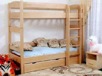 Двухъярусная кровать своими руками16