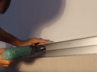 Сборка дверей шкафа купе своими руками