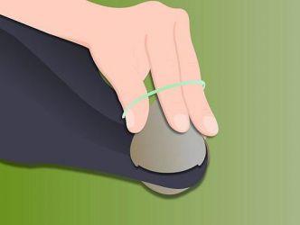 Как снять магнит с одежды2