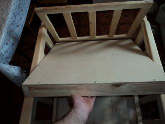Кресло кровать своими руками 14