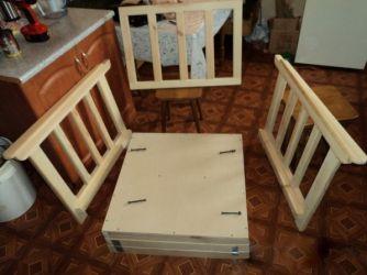 Кресло кровать своими руками 2