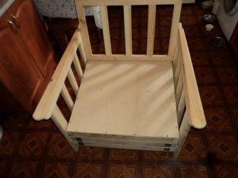 Кресло кровать своими руками 21