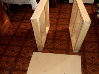 Кресло кровать своими руками 8