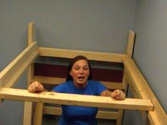 Кровать-чердак своими руками 13
