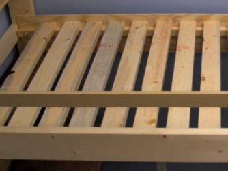 Кровать-чердак своими руками 17
