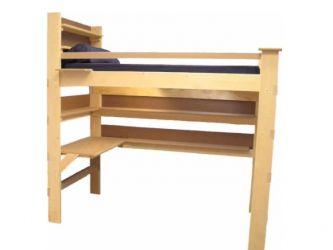 Кровать-чердак своими руками 19