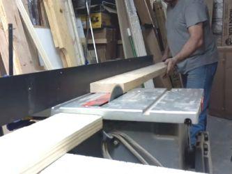 Кровать-чердак своими руками 5