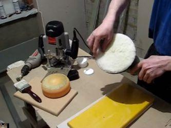 Кухня из дерева своими руками 16