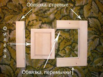 Кухня из дерева своими руками 5