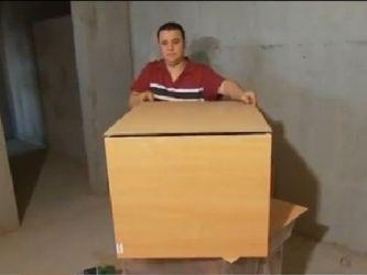 Мебель своими руками из ДСП 13