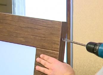 Как сделать раздвижные двери самому