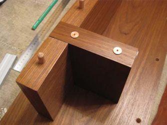 Шпонированная мебель своими руками фото 621