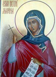 Кто ангел хранитель у марины