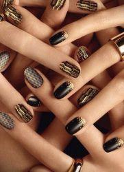 дизайн ногтей гель лаком