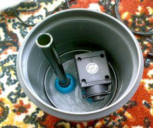 Фильтр для аквариума своими руками14