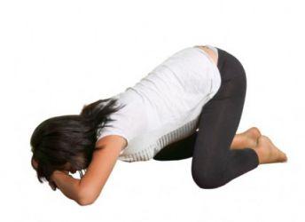 Коленно-локтевое для беременных