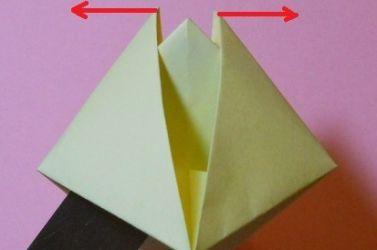Как сложить кораблик из бумаги-11