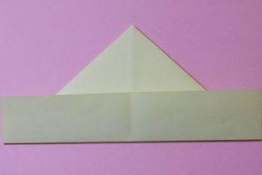 Как сложить кораблик из бумаги-5