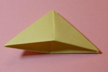 Как сложить кораблик из бумаги-9