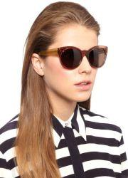 какие солнцезащитные очки в моде 2015