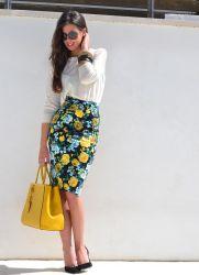 какие юбки модные в 2015 году