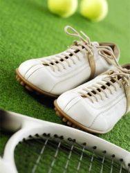 Кроссовки женские для тенниса