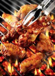 Крылышки куриные барбекю рецепт