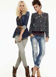 Как стильно одеваться девушке