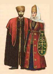 кавказская национальная одежда