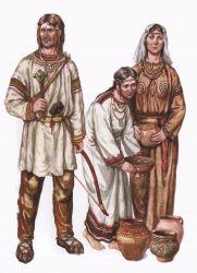 одежда древних <em>какие</em> славян
