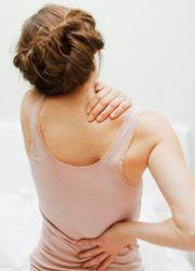 Боль в спине выше поясницы причины