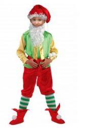 как сделать костюм гномика на новый год