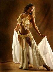 Наряды для восточных танцев